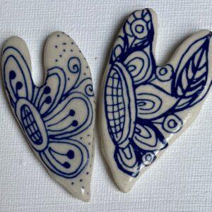 BLU-005 B Blue Hearts