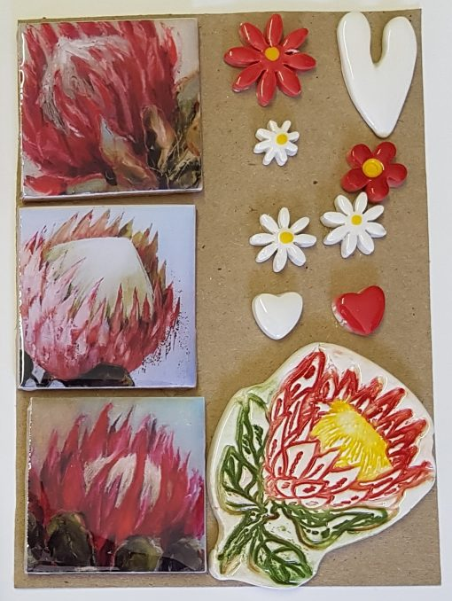 Combo Card Medium - Proteas