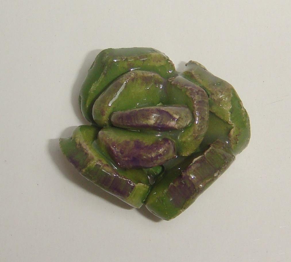 SUC-001 Succulent Small Dark Green C