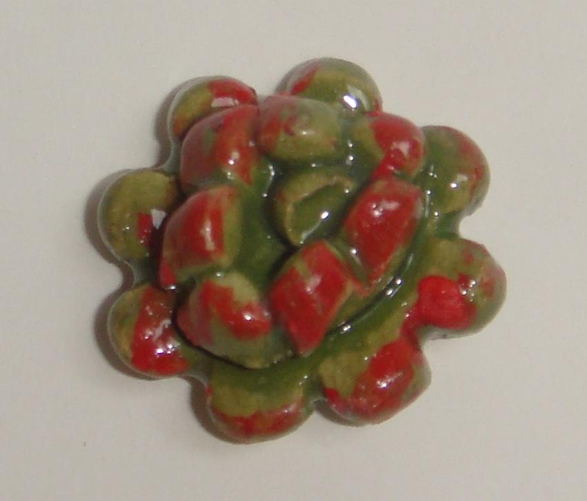 SUC-001 Succulent Small Dark Green E
