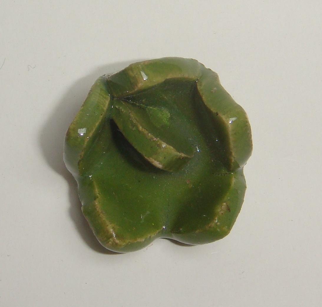SUC-001 Succulent Small Dark Green F
