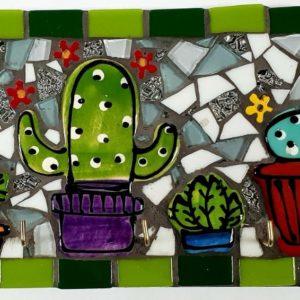 Cactus Key Holder Kit