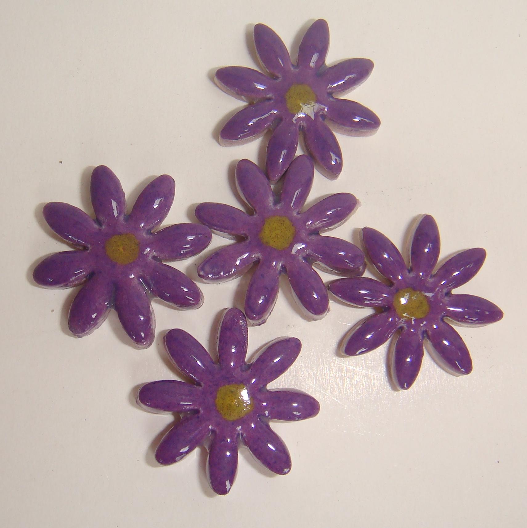 FLO-004 Daisy Small Purple