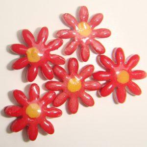 FLO-005 Daisy Super Small Red