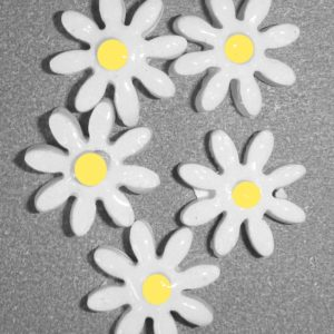 FLO-005 Daisy Super Small White