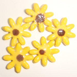 FLO-005 Daisy Super Small Yellow