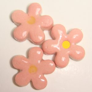 FLO-020 Happy Flower Small Pink