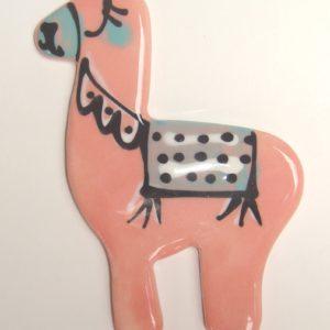 FR-001 Llama Pink