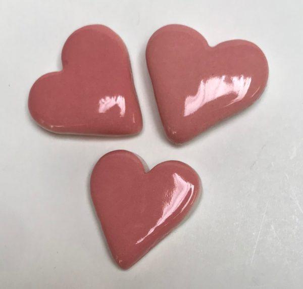 Fat heart pink