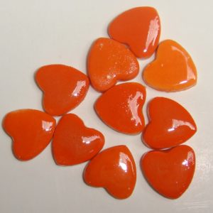 HEA-003 Tiny Hearts Orange