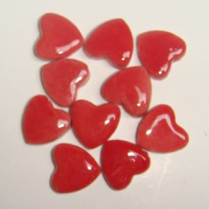 HEA-003 Tiny Hearts Red