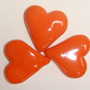 HEA-021 Fat Hearts Orange