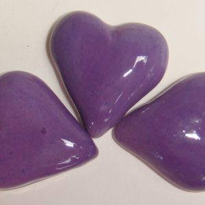 HEA-021 Fat Hearts Purple