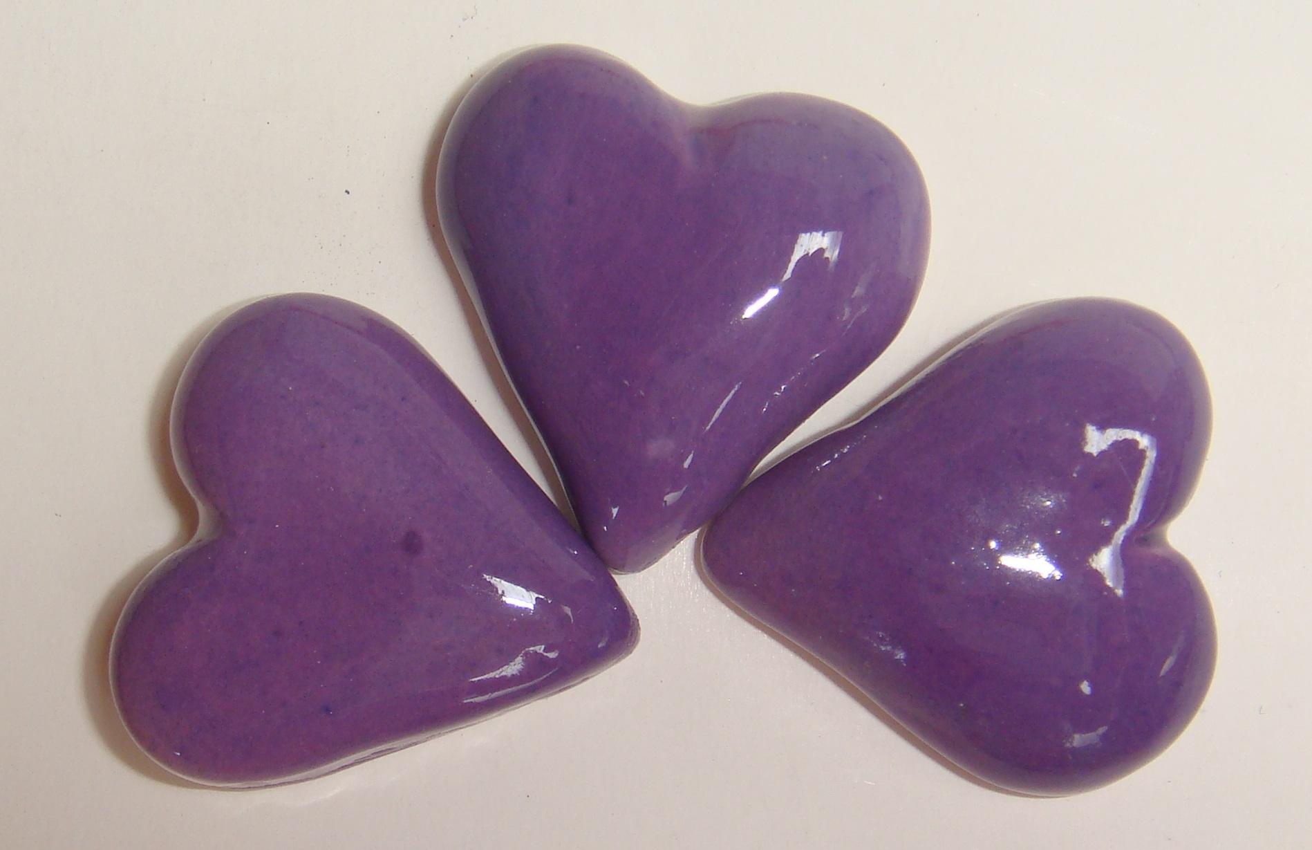 HEA-021 Fat Hearts Purple