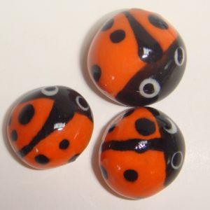 MI01-004 Ladybugs Orange