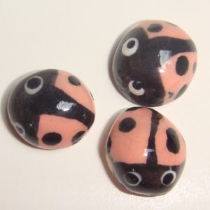 MI01-004 Ladybugs Pink