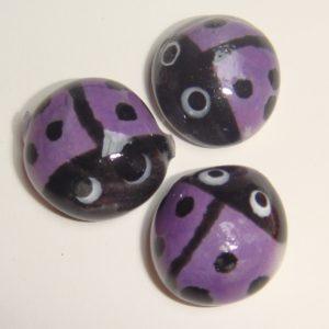 MI01-004 Ladybugs Purple