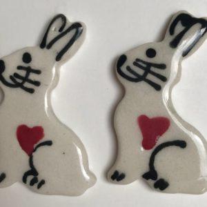 Bunnies x2