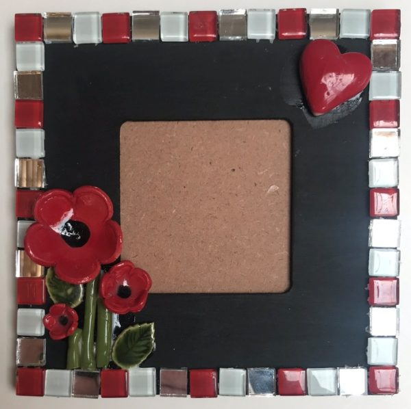 Memory Poppy Frame