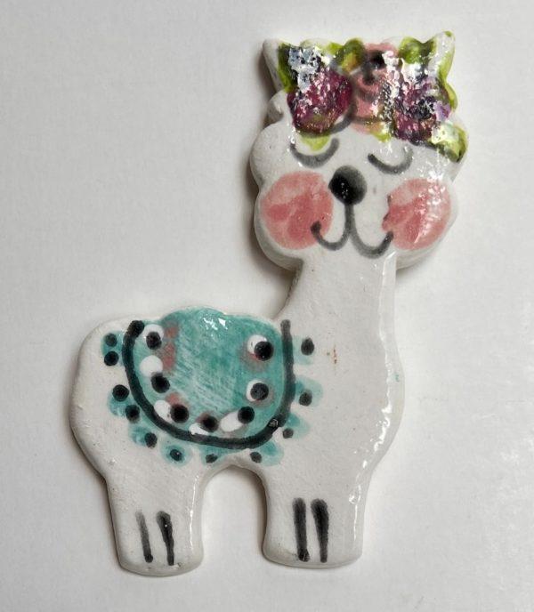 Llama Small