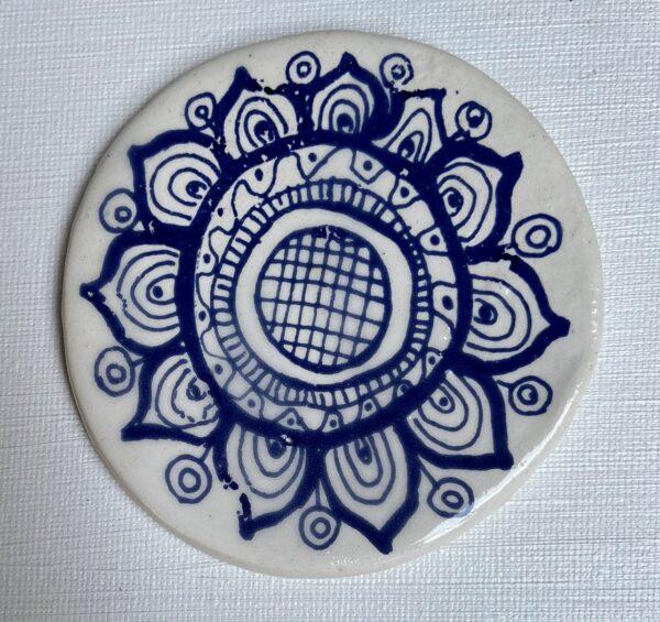 BLU-001 FlowerBlue Disc