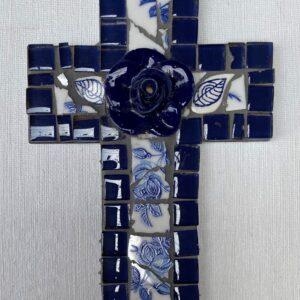 Blue Rose Cross Kit