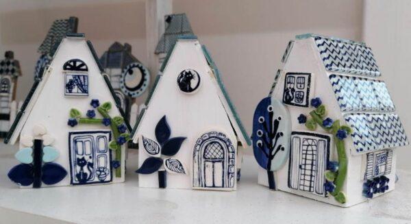 Village 3D House Kit