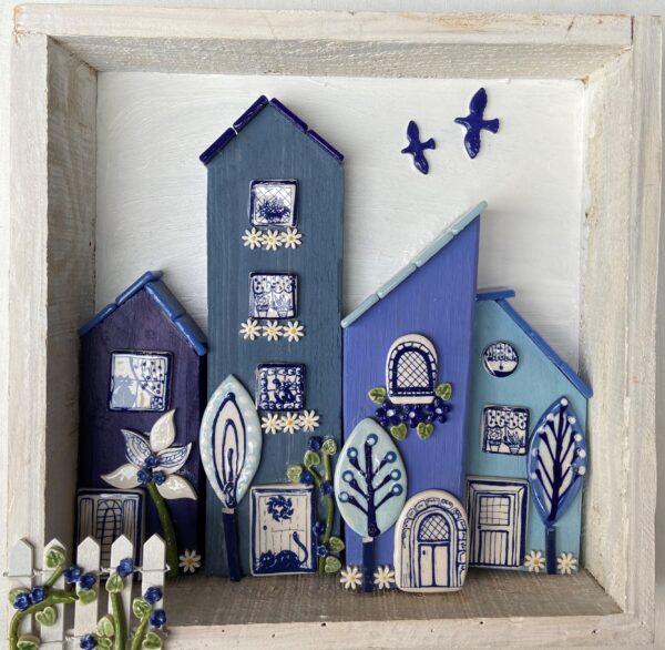Village Box Frame Kit