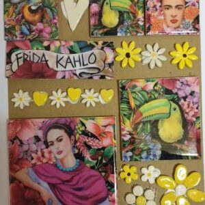 Botanical Frida Large x