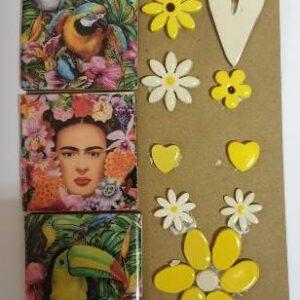 Botanical Frida Med x